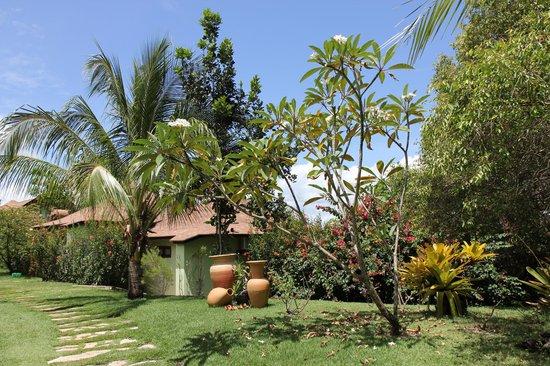 Pousada Mangabeiras : Sehr gepflegte Hotelanlage