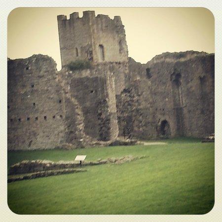 Rosedale Guest House: Richmond Castle