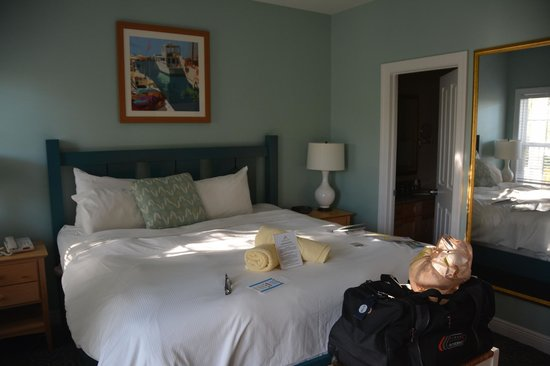 Parrot Key Hotel and Resort : Chambre