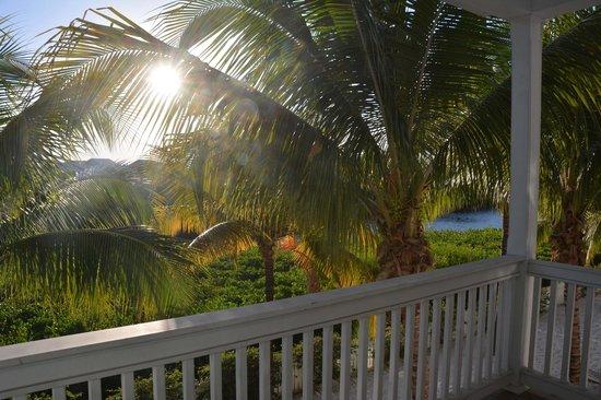 Parrot Key Hotel and Resort: Balcon côté mer