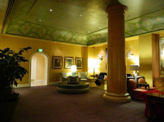 The Marker San Francisco, A Joie de Vivre Hotel: sala de estar