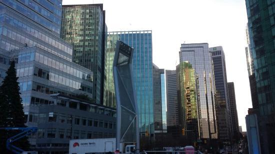 Centre-ville de Vancouver : Photo of Vancouver Downtown taken with TripAdvisor City Guides