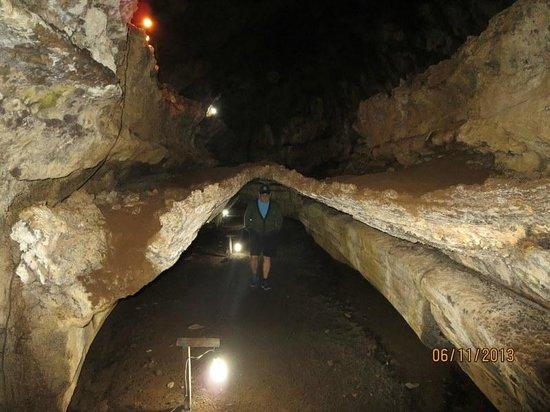Reserva El Chato: Caverna en Chato 2
