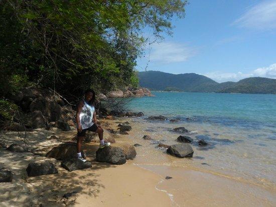 Feiticeira e Iguacu Beach: Praia