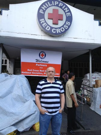 Pan Pacific Manila: Red Cross HQ