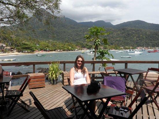 Che Lagarto Hostel Ilha Grande: vista