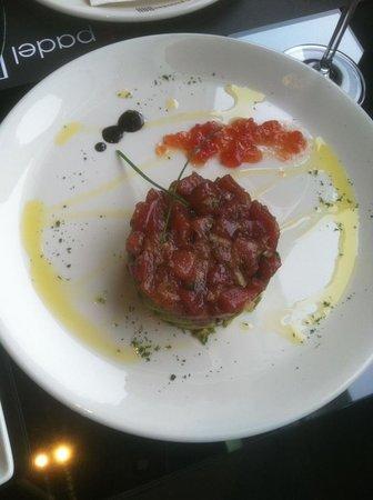 Restaurante del Club Maspadel
