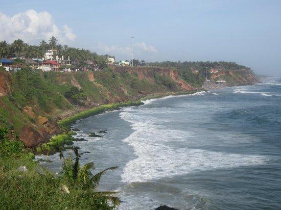 Casa Eva Luna : Vista del Cliff