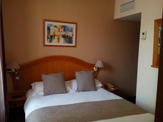 Hotel Esprit d'Azur: chambre