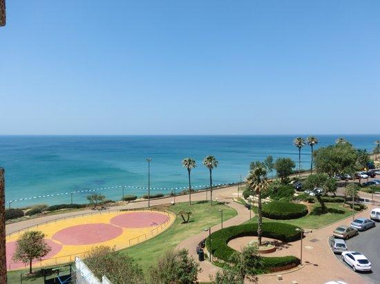 Park Hotel Netanya : Вид из номера