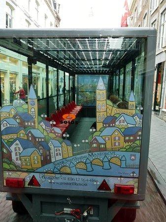 Maastricht Sightseeing Tourist Train: Zonnetrein Maastricht