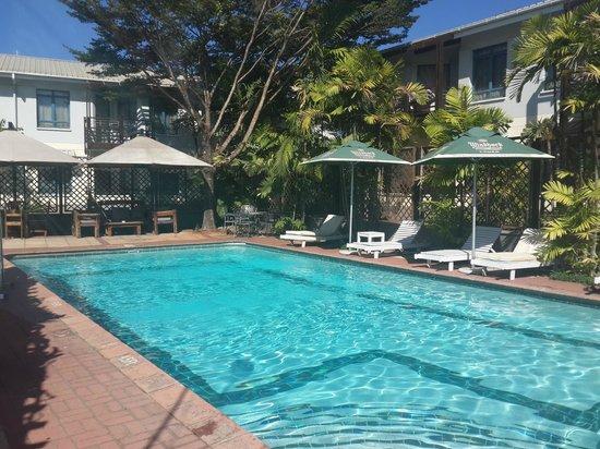 Protea Hotel Oyster Bay Dar es Salaam: Warm pool