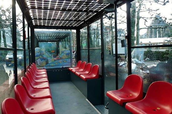 Maastricht Sightseeing Tourist Train