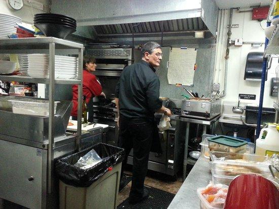 "Pasta Fever: Eric, en la ""cucina"""