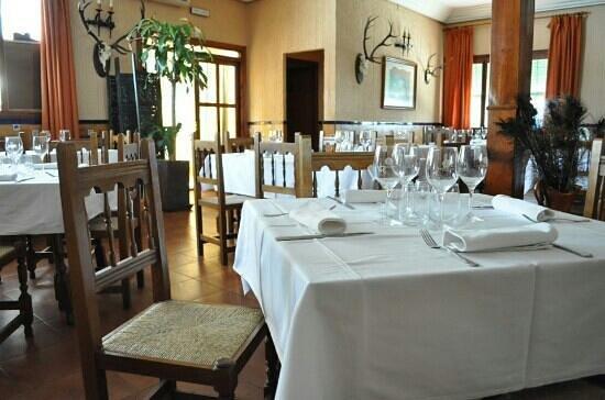 Mesón Las Bodegas: restaurante