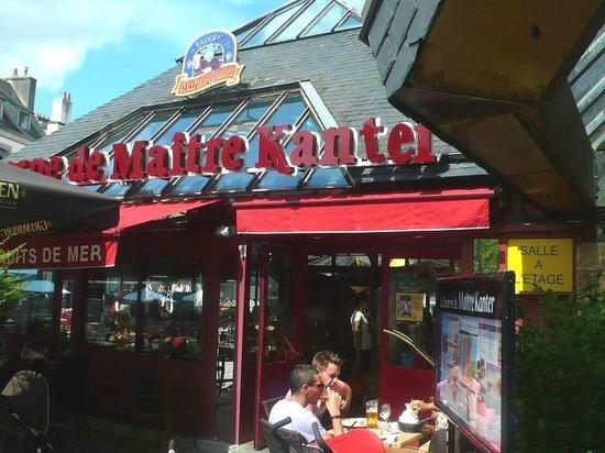 Taverne des Halles: La Taverne de Maitre Kanter: Quimper: Francia : ingresso