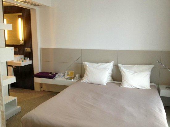 Novotel Suites Malaga Centro: Двухместный номер