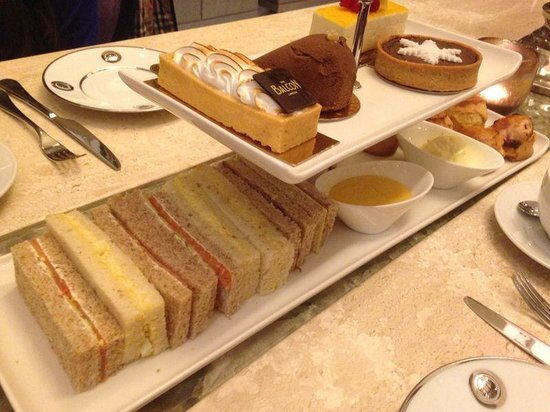 So SPA by Sofitel: Afternoon tea after the spa