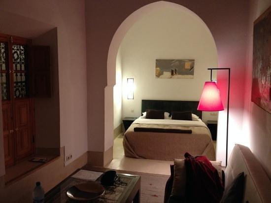 Riad Djebel : unsere suite