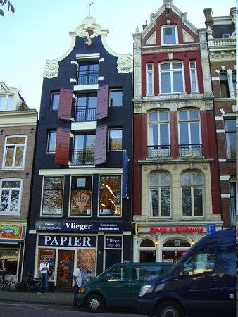 Park Plaza Victoria Amsterdam: Местность