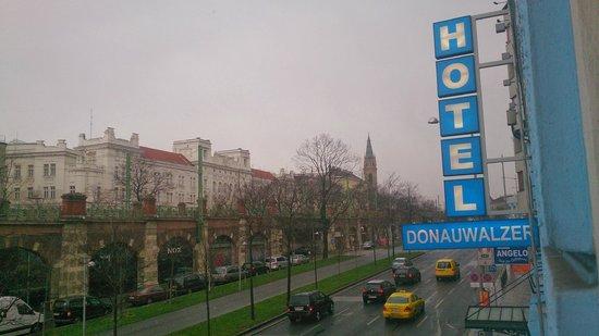 Boutique Hotel Donauwalzer: Hotel Donauwalzer