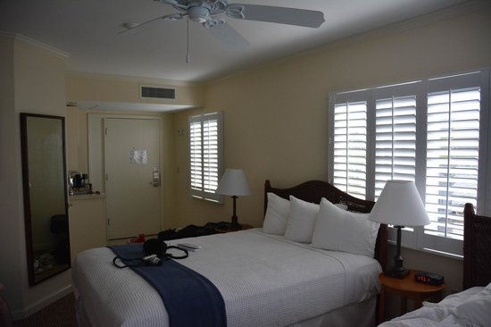 Seaside Inn: Chambre