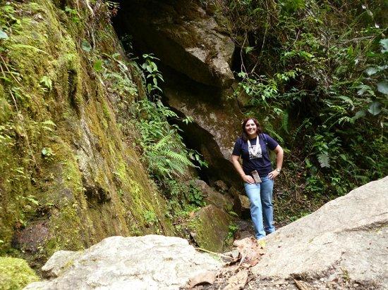Putucusi Mountain: Pelo menos eu tentei subir a imponente e poderosa Putucusi, mas eu volto.