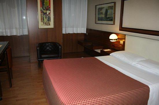 Grand Hotel Elite : Habitación doble