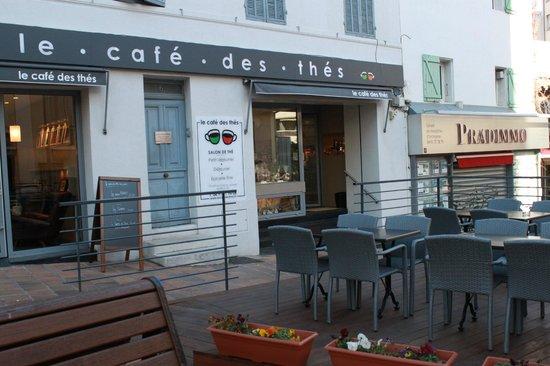 Le Café des Thés