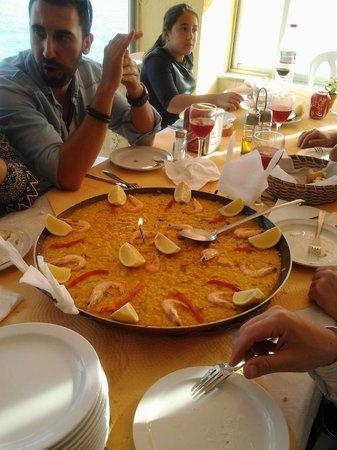Restaurante Antonio Moreno: buena paella