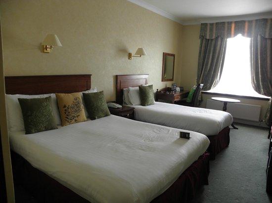 Blarney Woollen Mills Hotel : Chambre