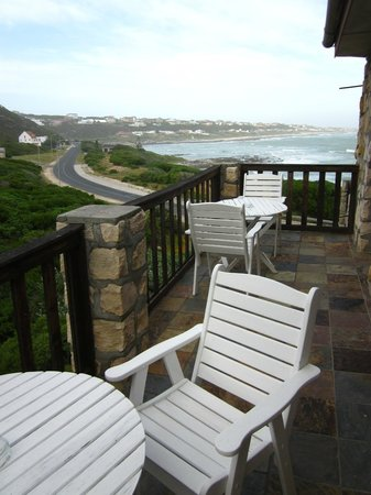 Agulhas Country Lodge: Ausblick