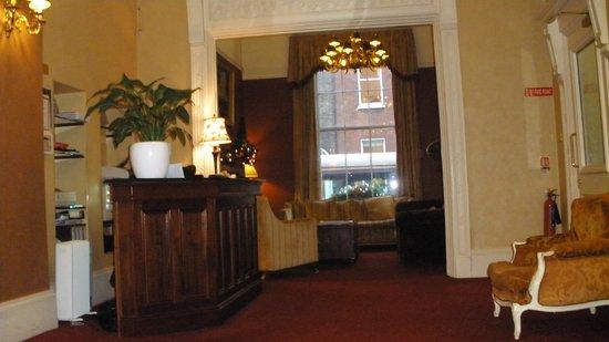 Albany House : Lobby