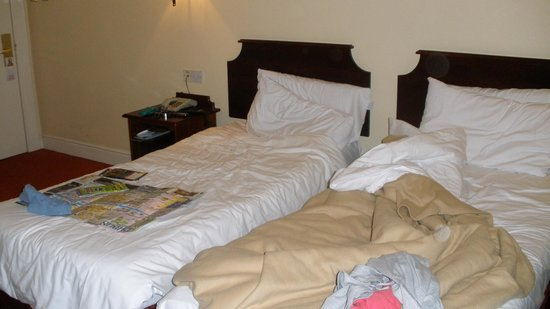 Albany House : nice and comfortble beds