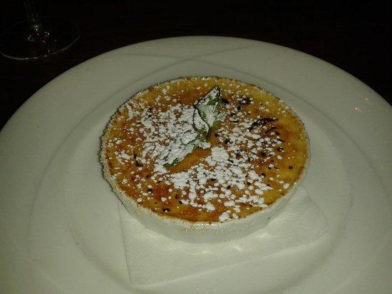 Perfecte Keuken Creme Brulee : Basso 56 Restaurant New York