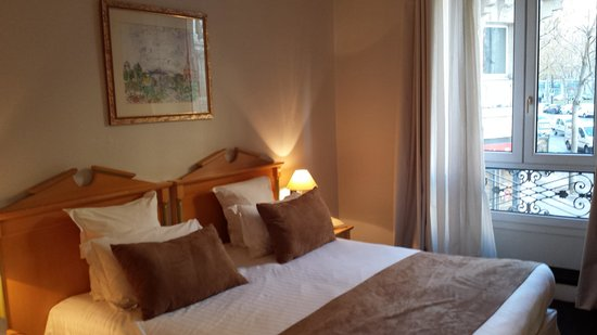 Quality Hotel Malesherbes: Room