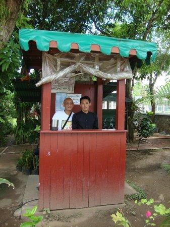 Maison Souvannaphoum Hotel: guard house