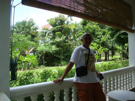 Maison Souvannaphoum Hotel : garden