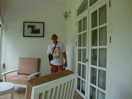 Maison Souvannaphoum Hotel : terrace