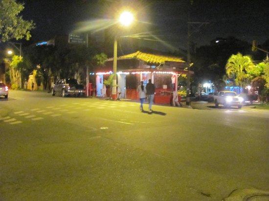 Envigado, Colombia: Donde Gloria at Cl 37 Sur & Cra 34