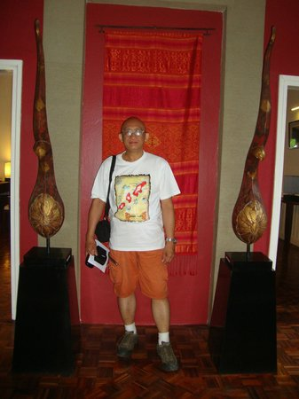 Maison Souvannaphoum Hotel: lobby