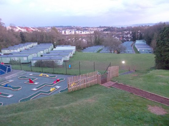 Parkdean - Torquay Holiday Park: park and caravans