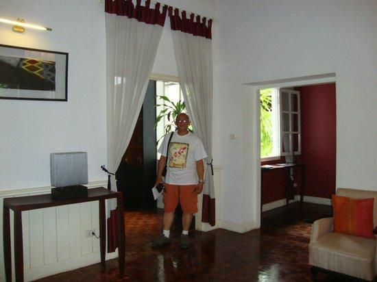 Maison Souvannaphoum Hotel : lobby