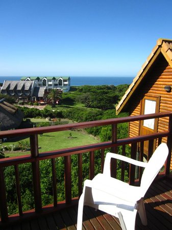 Brenton on Sea Cottages: Ausblick