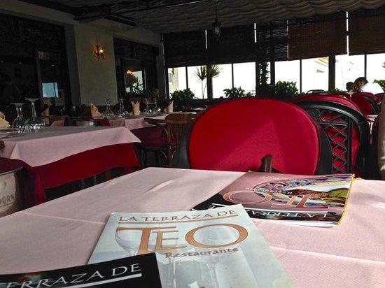 Overview Restaurant Picture Of La Terraza De Teo Guadiaro