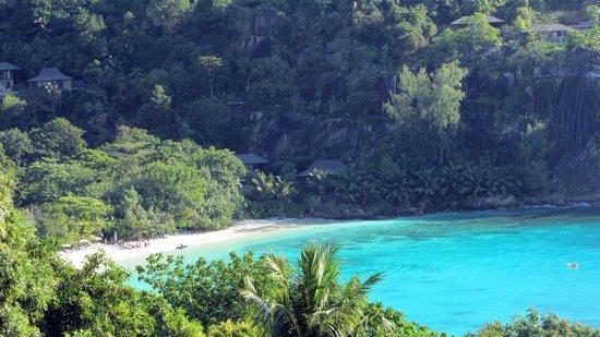 Chemin pour Petite Anse