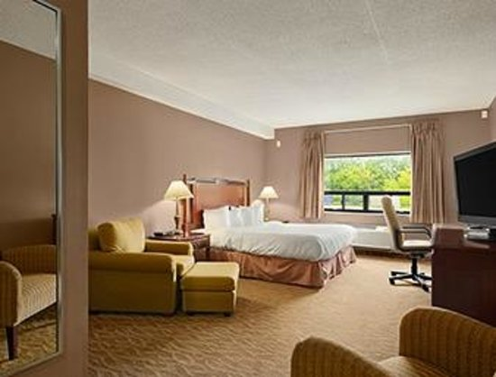 Canadas Best Value Inn Welland Niagara Falls : Our other King room