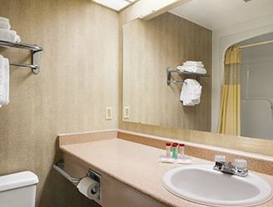 Canadas Best Value Inn Welland Niagara Falls : Bathroom