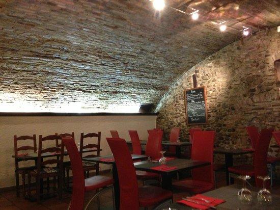 Chez David : Dining room