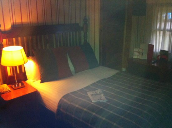 Chevin Country Park Hotel & Spa: Cosy rooms